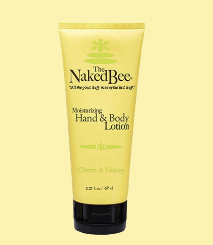 The Naked Bee Moisturizing Hand & Body Lotion 2.25 fl. oz