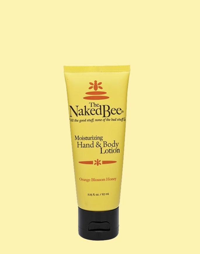 The Naked Bee Hand Lotion - Orange Blossom Honey Hand